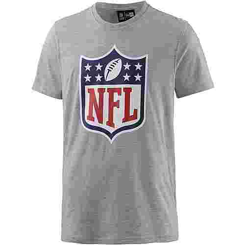 New Era T-Shirt Herren HEATHER GREY