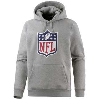 New Era NFL Hoodie Herren HEATHER GREY