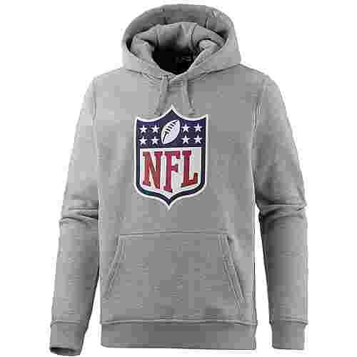 New Era NFL Hoodie Herren HEATHER GREY