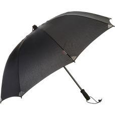 Göbel Swing handsfree Regenschirm schwarz/silber