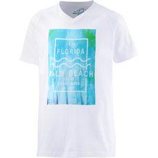 Jockey Printshirt Herren weiß/bunt