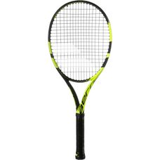 Babolat Pure Aero STRUNG NC Tennisschläger black/yellow