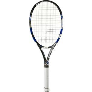 Babolat PURE DRIVE 110 STRUNG NC Tennisschläger black/blue