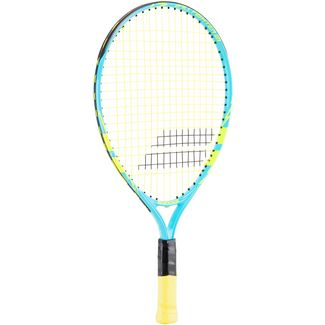 Babolat BALLFIGHTER 21 Tennisschläger Kinder blau/grün/gelb