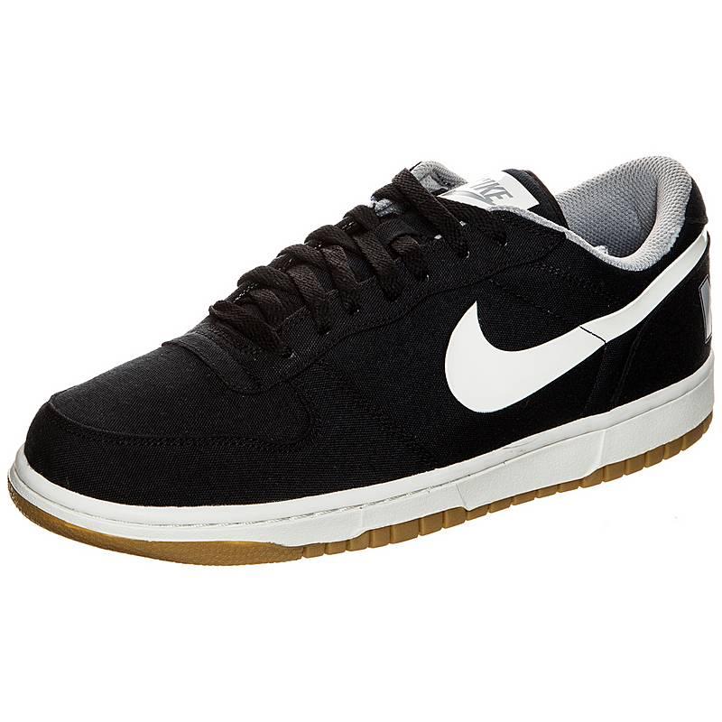 NikeBig Low  SneakerHerren  schwarz / weiß