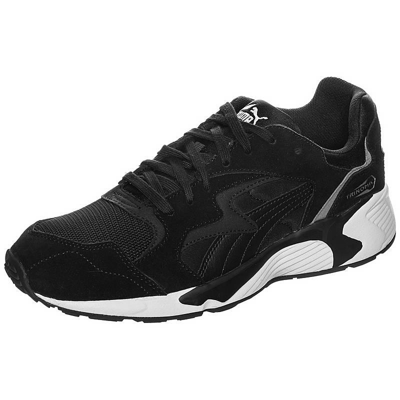 Puma Prevail Herren Sneaker Schwarz  Weiß
