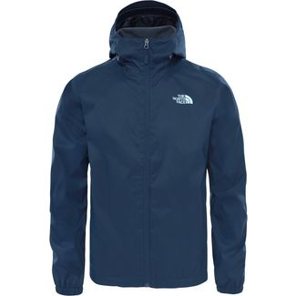 3c5f0f61d6659a The North Face Quest Regenjacke Herren urban navy