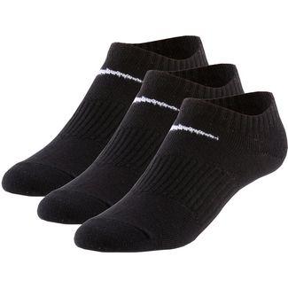 Nike LIGHTWEIGHT NO SHOW Socken Pack schwarz