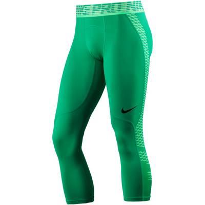 Nike Pro Hypercool Tights Herren grün