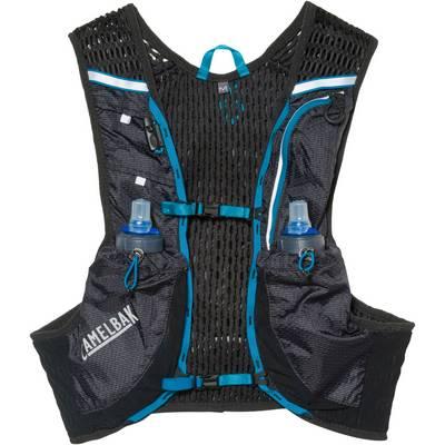 Camelbak Ultra Pro Vest 17oz Trinkrucksack schwarz/blau