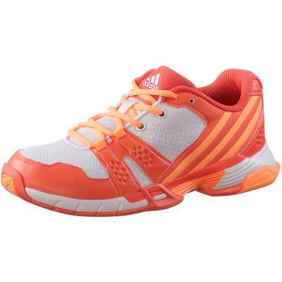 adidas Volley Team 4 Volleyballschuhe Damen koralle/orange