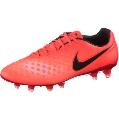 Nike MAGISTA OPUS II FG Fußballschuhe Herren orange/schwarz
