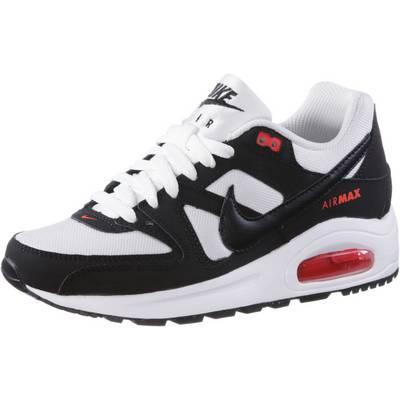Nike AirMax Command Flex Sneaker Kinder weiß/schwarz