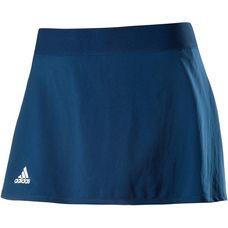 adidas CLUB SKIRT Tennisrock Damen blaugrau