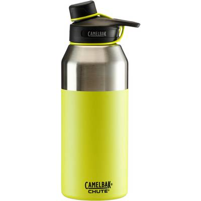 Camelbak Chute Vacuum Insulated Stainless, 40 oz Isolierflasche neongrün