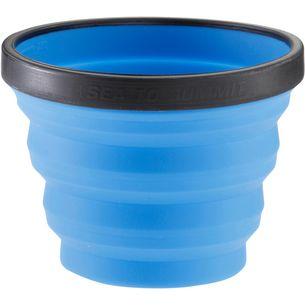 Sea to Summit Tasse X-Cup Trinkbecher blue