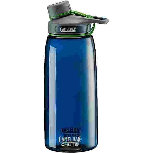 Camelbak Chute 1L Trinkflasche dunkelblau