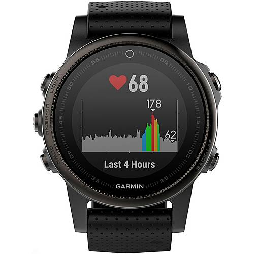 garmin fenix 5s saphir sportuhr schwarz im online shop von. Black Bedroom Furniture Sets. Home Design Ideas