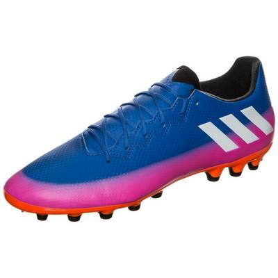 adidas Messi 16.3 Fußballschuhe Herren blau / weiß / orange