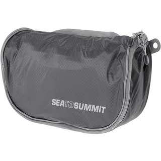 Sea to Summit Travelling Light Kulturbeutel black-grey