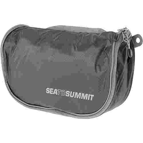 Sea to Summit Travelling Light Kulturbeutel black-grey