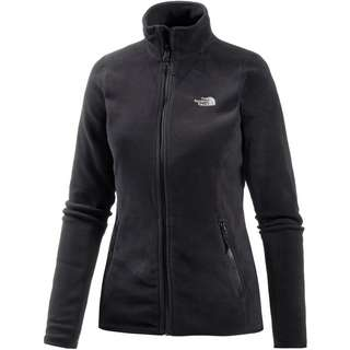 The North Face 100 Glacier Fleecejacke Damen tnf black