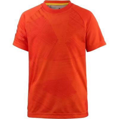 adidas Funktionsshirt Kinder orange