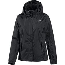 The North Face Resolve 2 Regenjacke Damen schwarz