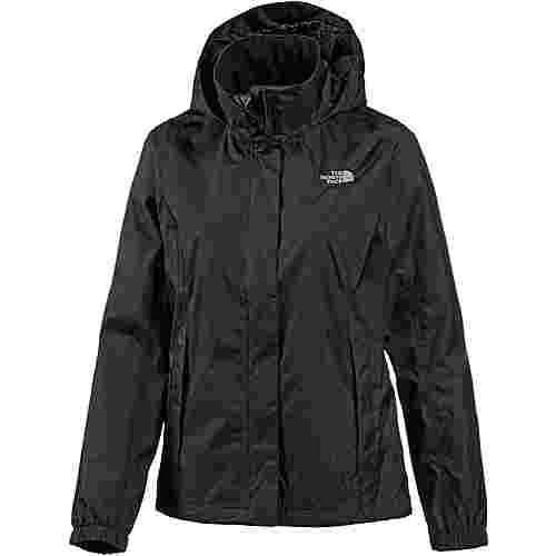 The North Face Resolve 2 Regenjacke Damen tnf black