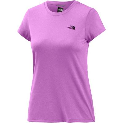 The North Face Reaxion Amp Crew Funktionsshirt Damen lila