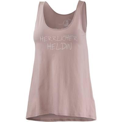 Herrlicher Tanktop Damen rosa