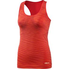 Red Chili Cher Funktionstop Damen rot/orange