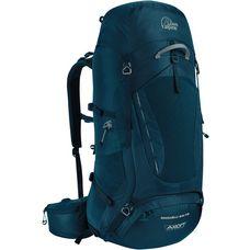 Lowe Alpine Manaslu 65:75 Trekkingrucksack blau