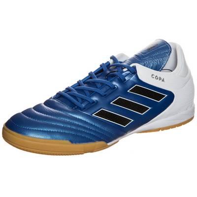 adidas Copa 17.3 Fußballschuhe Herren blau / weiß