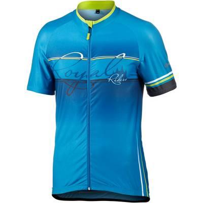 Gonso Hill Fahrradtrikot Herren blau