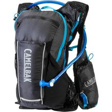 Camelbak Ultra 10 Vest 70 oz Trinkrucksack black-atomic blue