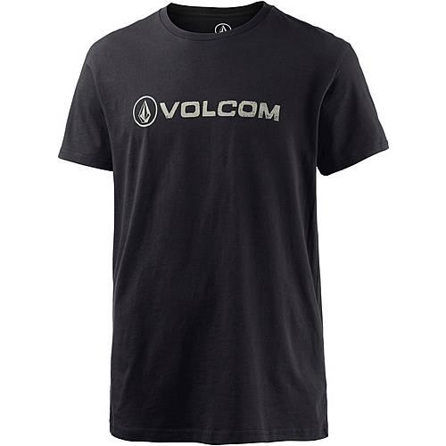 Volcom Linoeuro T-Shirt Herren schwarz