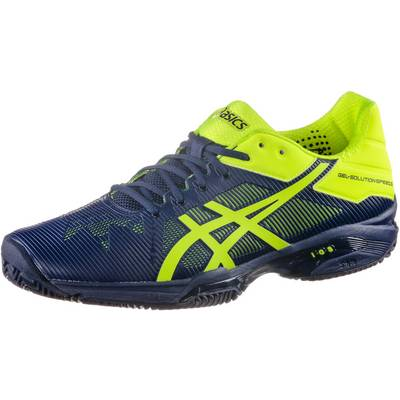 ASICS Gel-Solution Speed 3 Clay Tennisschuhe Herren blau