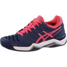 ASICS Gel-Challenger 11 Clay Tennisschuhe Damen indigo/pink
