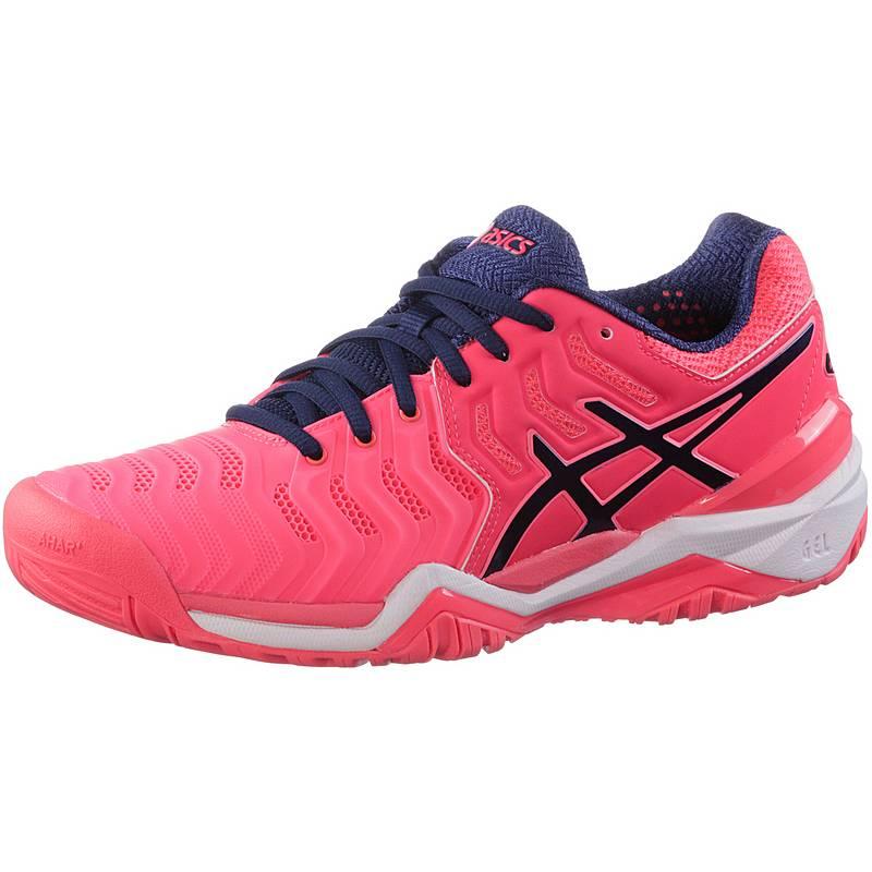 ASICSGelResolution 7  TennisschuheDamen  pink