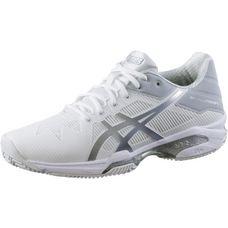 ASICS Gel-Solution Speed 3 Clay Tennisschuhe Damen weiß