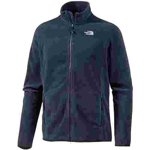The North Face 100 Glacier Fleecejacke Herren urban navy