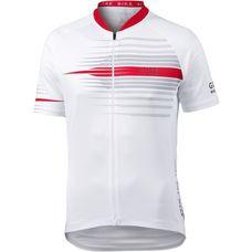 Gore Element Razor Fahrradtrikot Herren weiß/rot