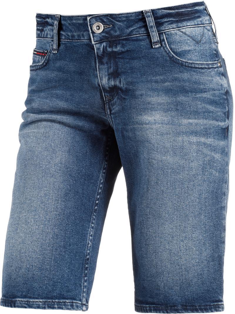 Jeansshorts in blau für Damen Hilfiger Denim wlY0UR