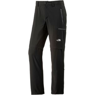 The North Face Exploration Convertible Zipphose Herren tnf black
