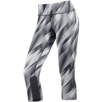Nike Power Epic Run Lauftights Damen weiß/grau/schwarz