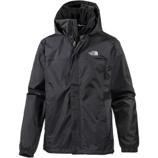 The North Face Resolve 2 Regenjacke Herren tnf black-tnf black