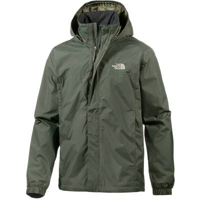 The North Face Resolve 2 Regenjacke Herren oliv
