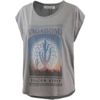 Volcom Pony Gold T-Shirt Damen grau