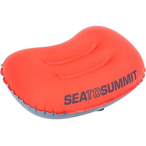 Sea to Summit Aeros Ultralight Pillow Regular Kopfkissen rot/grau